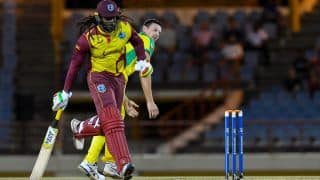 Highlights West Indies vs Australia, 4th T20I Latest Updates: Mitchell Marsh's All-Round Show Powers Australia to a Four-Run Win