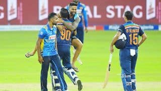 From Virat Kohli to Rohit Sharma: Cricketers React to India's Thrilling 3-Wicket Win Over Sri Lanka in 2nd ODI