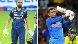 Deepak Chahar's Heroics With The Bat vs Sri Lanka Reminds Virender Sehwag of MS Dhoni
