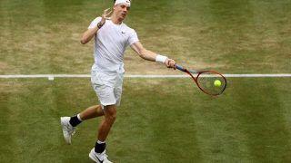 Denis Shapovalov Reacts Ahead of Wimbledon 2021 Semi-Final Against Novak Djokovic