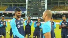IND vs SL: 21वीं सदी में जन्में भारत के पहले डेब्यूटेंट बने Devdutt Padikkal, शिखर धवन ने पहनाई कैप