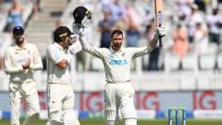 ICC Player of the Month, June, Devon Conway: डेब्यू मैच में दोहरा शतक जड़ने वाले कोन्वे के सिर सजा ताज