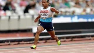 Tokyo Olympics: Ace Sprinter Dutee Chand, Annu Rani in 26-member Squad Named By AFI