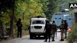 जम्मू-कश्मीर में मुठभेड़ में सेना का अधिकारी शहीद, दो आतंकवादी ढेर