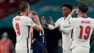 England vs Denmark Live Streaming Euro 2020 Football Semifinal Match: When And Where to Watch ENG vs DEN Game Online and on TV