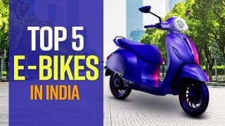 Revolt RV400 To Kabira KM40000; Top Electric Bikes And Scooters That You Can Choose To Buy In India In 2021