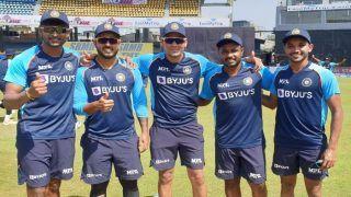 श्रीलंका के खिलाफ तीसरे वनडे में एक साथ डेब्यू कर रहे हैं पांच भारतीय खिलाड़ी; 40 साल बाद पहली बार हुआ ऐसा