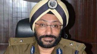 Chhattisgarh: ACB के पूर्व चीफ व निलंबित सीनियर IPS गुरजिंदर पाल सिंह के खिलाफ राजद्रोह का केस दर्ज