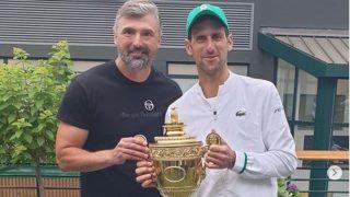 You've to Kill Novak Djokovic 27 Times: Goran Ivanisevic Heaps Special Praise on World No.1 After Wimbledon 2021 Triumph