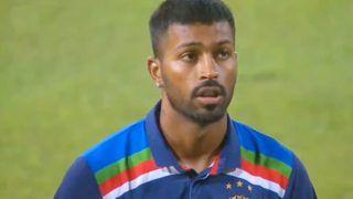 Sri Lanka vs India, 1st T20I:बीच मैदान Hardik Pandya ने गाया 'श्रीलंका का राष्ट्रगान', वीडियो हुआ सोशल मीडिया पर Viral