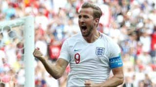 Harry Kane Reacts After England Beat Denmark 2-1 to Enter Euro 2020 Final