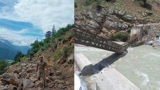 हिमाचल प्रदेश में दिल दहला देने वाला हादसा, पहाड़ दरकने से 9 लोगों की मौत; देखें वीडियो