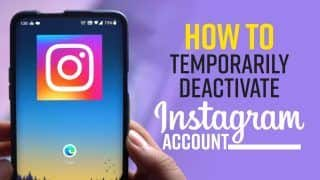 How to Delete Your Instagram Account? | Step-By-Step Video Guide, Watch Now