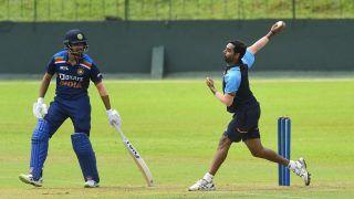 Will be Starting From Scratch in Sri Lanka Series: Suryakumar Yadav