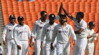 VIDEO: Team India Gears Up in Practice Session Before Test Series Against England