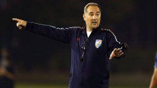 Indian Football Team Coach Igor Stimac's Contract Extended Till September Next Year