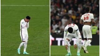 Jadon Sanchi Apologises For Penalty Miss in EURO 2020 Final, Says 'Hate Will Never Win After Suffering Racist Abuse'