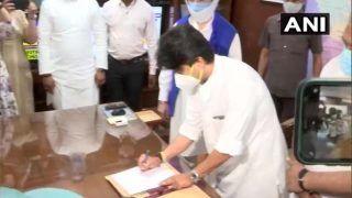 ज्योतिरादित्य सिंधिया ने आज संभाला नागरिक उड्डयन मंत्रालय का कार्यभार