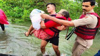 कर्नाटक में भारी बारिश से आई बाढ़- भूस्खलन से 9 लोगों की मौत, तीन लापता, CM येदियुरप्पा आज लेंगे जायजा
