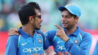 Yuzvendra Chahal-Kuldeep Yadav Unite While Playing Charades Ahead of Sri Lanka Series, Twitter Cannot Keep Calm