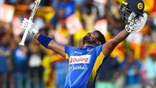 Kusal Perera Likely to be Ruled of India Series Due to Shoulder Injury