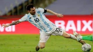 Lionel Messi Played Against Colombia And Brazil With Hamstring Problems: Argentina Manager Lionel Scaloni After Copa America 2021 Win