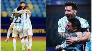 Is the G.O.A.T Debate Still Valid as Lionel Messi Wins First International Title?