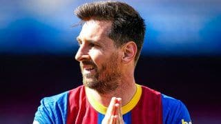 Lionel Messi Agrees to Sign New Five-Year Deal With Barcelona With Massive Pay-Cut: Reports