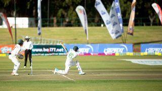 One-Off Test: Liton Das, Mahmudullah Save Bangladesh The Blushes Against Zimbabwe
