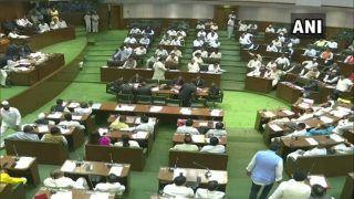 महाराष्ट्र विधानसभा स्पीकर ने अभद्रता करने पर बीजेपी के 12 विधायकों को एक साल के लिए सस्पेंड किया