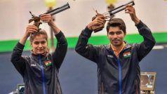 Tokyo Olympics 2020, Day 5 Live Updates: भारतीय शूटर मनू भाकर-सौरभ चौधरी ने 10 मीटर एयर पिस्टल मिक्स्ड टीम के दूसरे दौर में जगह बनाई
