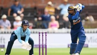 इंग्लैंड के खिलाफ रिकॉर्ड अर्धशतक लगाने पर मिताली राज बोलीं- 'टीम के लिए मैच जीतना चाहती थी'