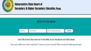 Maharashtra SSC Results 2021 DECLARED: Direct Link to Download Class 10 Result Available   Check Here