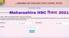 Maharashtra MSBSHSE HSC Result 2021: आज महाराष्ट्र बोर्ड 12वीं का रिजल्ट जारी होने की है संभावना, ऐसे कर सकते हैं चेक