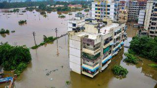 Maharashtra Rain: 2 Dead in Landslide, PM Modi Reviews Situation With CM Uddhav Thackeray   Top Developments