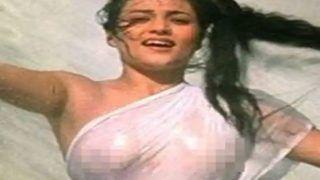 'राम तेरी गंगा मैली' में पतली साड़ी में भीग बदन दिखाने का मंदाकिनी को था पछतावा? ऐसा था जवाब