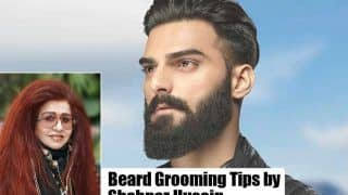 Beard Grooming Tips: Shahnaz Husain Shares Complete Guide on How to Maintain a Beard