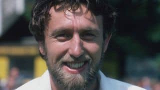 Former England Pacer, Mike Hendrick Dies at 72