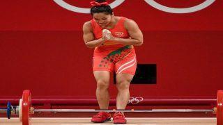 Olympic Silver-Medallist Mirabai Chanu Breaks Down on Meeting Mother