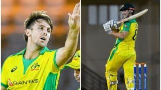 Mitchell Marsh Wins Twitterverse With His All-Round Show During 4th T20I vs West Indies