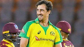 WI vs AUS: पहले वनडे में Mitchell Starc के सामने लुट गया वेस्टइंडीज, सिर्फ 123 पर ऑलआउट