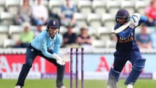 India Women vs England Women, 3rd ODI: मिताली राज ने जड़ा लगातार तीसरा अर्धशतक, चार विकेट से जीता भारत