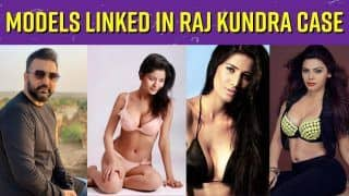 Model Connection in Raj Kundra Case: From Sherlyn Chopra to Sagarika Shona Suman Models Who Were Connected to Raj Kundra And Hotshots App