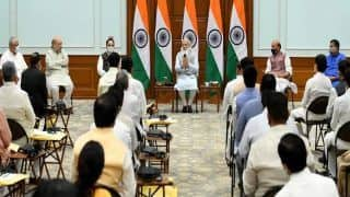 Union Cabinet Reshuffle: Full List of 43 Ministers Who Took Oath Today