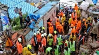 Mumbai Rains: Death Toll Rises to 31 in Landslide, House-collapse Incidents; NDRF Ends Search & Rescue Ops
