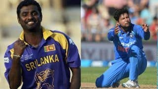 भारत की टी20 वर्ल्ड कप टीम में Kuldeep Yadav को मिलना चाहिए मौका: Muttiah Muralitharan