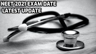 NTA NEET-UG 2021: BIG Update For Medical Aspirants Demanding Clarity on Exam Dates