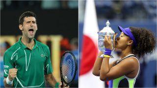 Tokyo Olympics 2020: Novak Djokovic, Ash Barty, Stefanos Tsitsipas, Naomi Osaka Headline Tennis Revised Olympic List