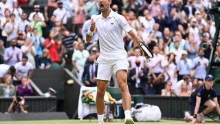 Sachin Tendulkar Congratulates Novak Djokovic For Winning 20th Grand Slam Following Wimbledon 2021 Triumph