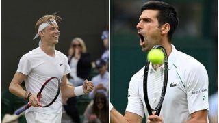 LIVE Wimbledon 2021 Men's Singles Semi-Finals Streaming Online: How to Watch Novak Djokovic vs Denis Shapovalov Tennis Stream And TV Broadcast